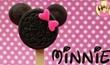 עוגיות מיני מאוס על מקל